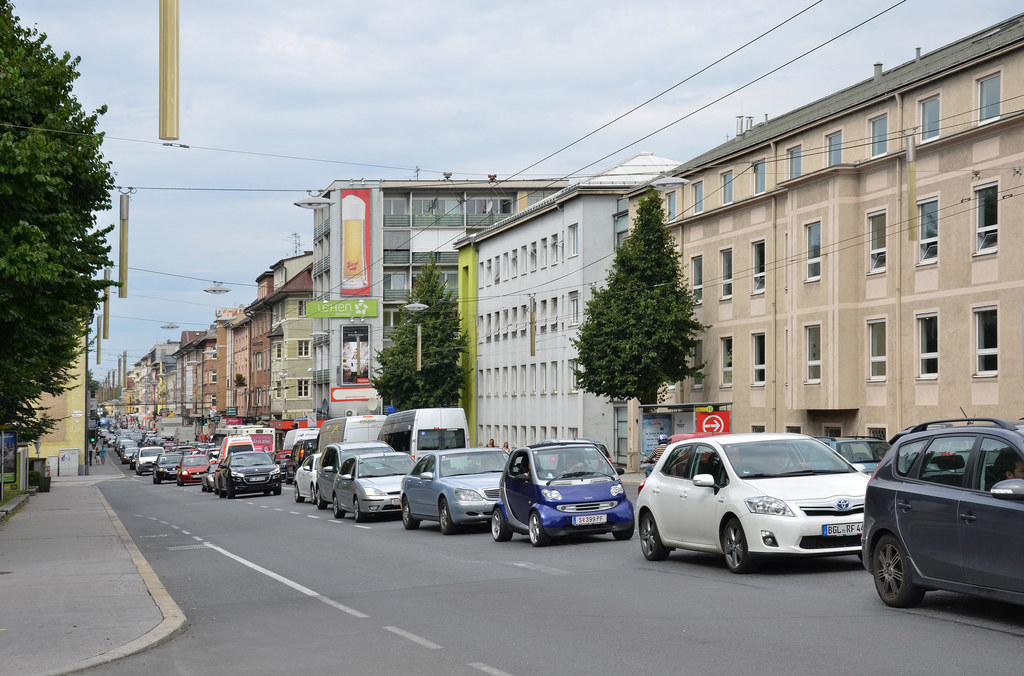 Was gegen den Straßenlärm unternommen wird, verzeichnet der neue Umgebungslärm-A..