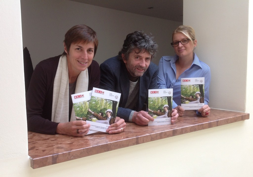 Landeshauptmann-Stellvertreterin Dr. Astrid Rössler, Umweltanwalt Dr. Wolfgang W..