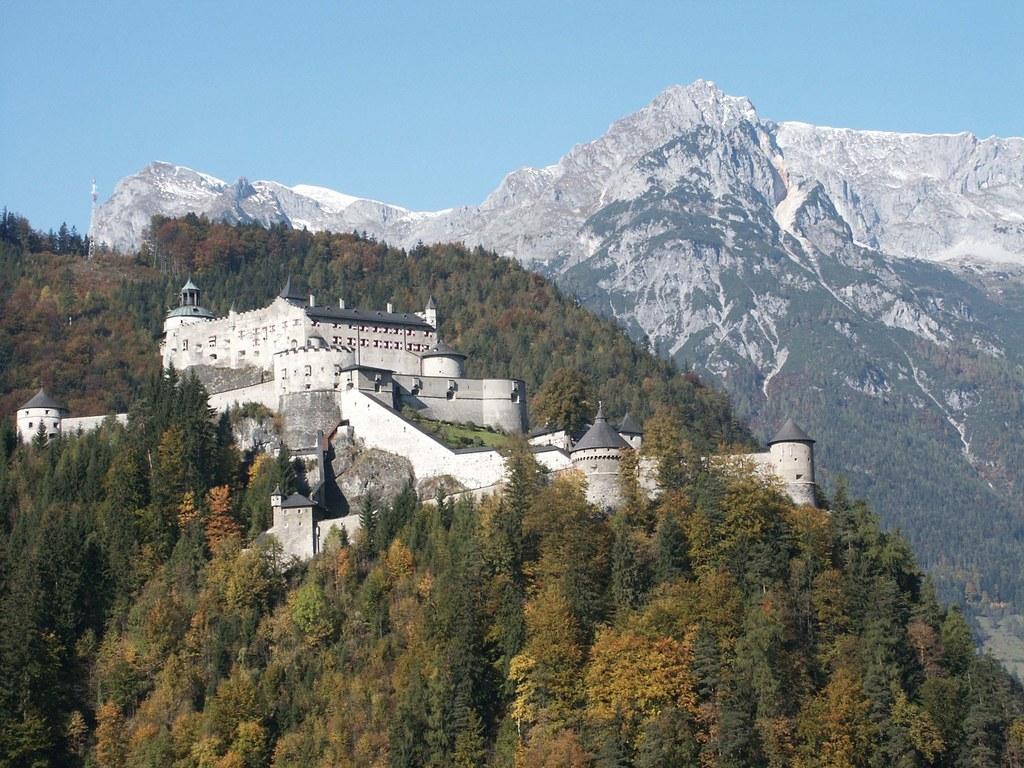 Volksmusik-Symposion auf der Burg Hohenwerfen von 9. bis 11. November.