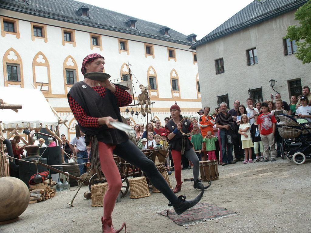 Reise ins Mittelalter auf Salzburgs Burgen