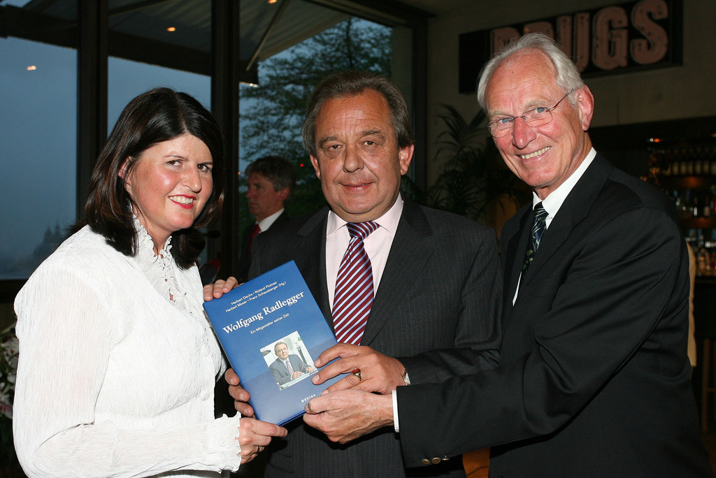 60. Geburtstag von Kommerzialrat Wolfgang Radlegger