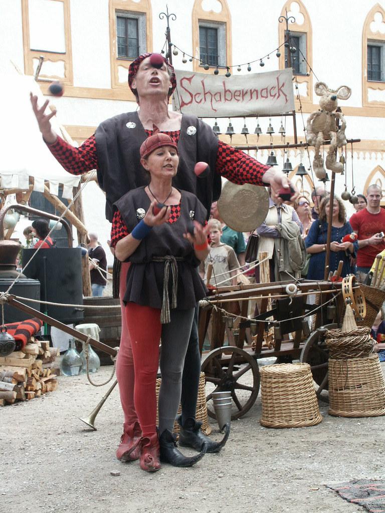 Auf Salzburgs Burgen wird das Mittelalter lebendig