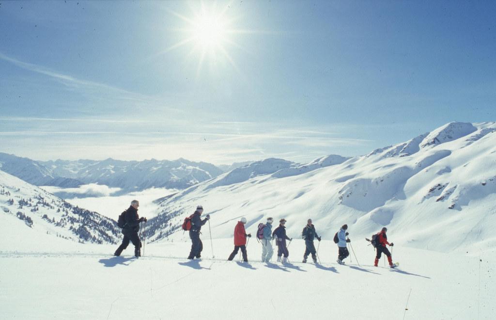 Ein Winter-Urlaub im Nationalpark Hohe Tauern hat nachweislich gesundheitsförder..