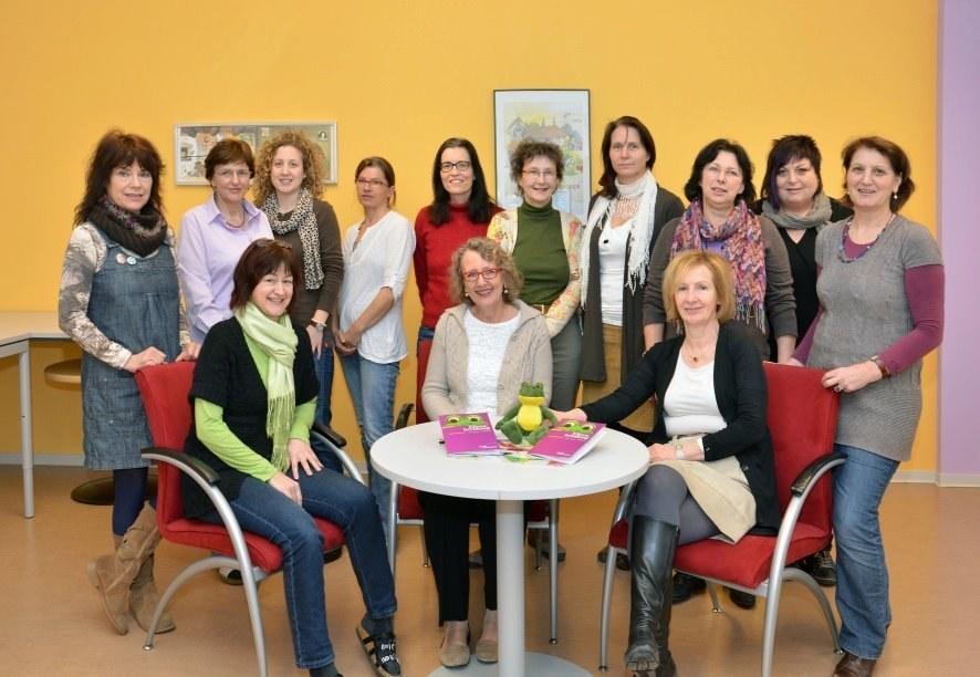 Team der Elternberatung Salzburg