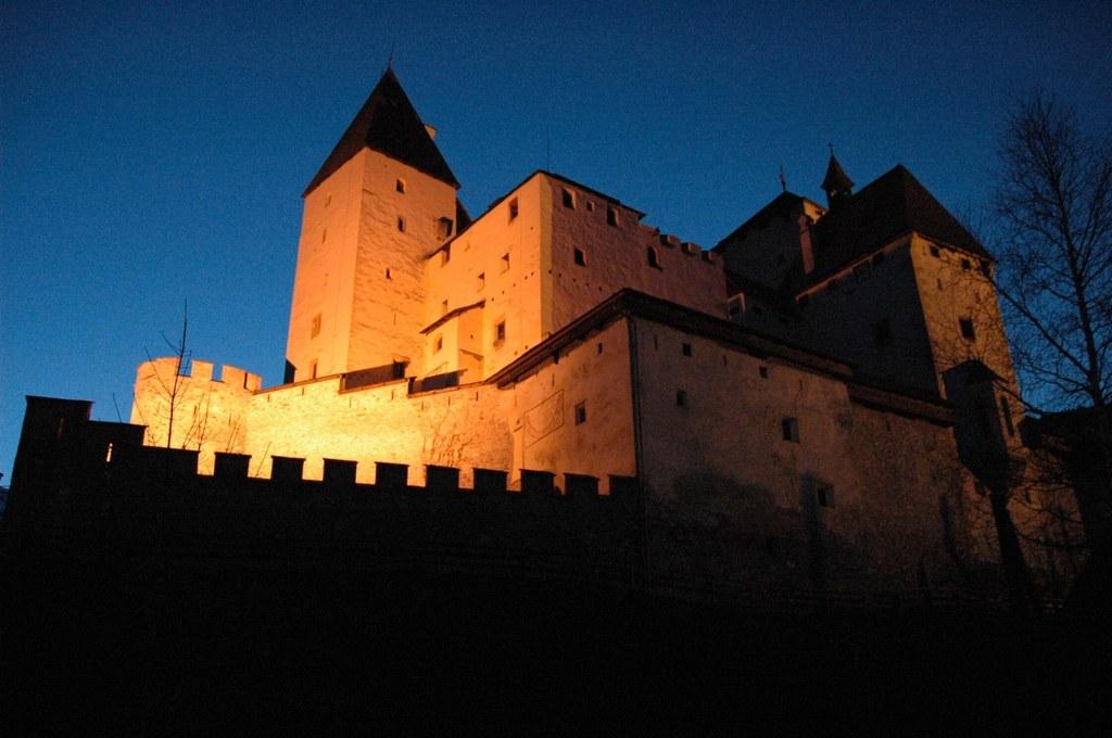 Nachtführungen auf der Burg Mauterndorf