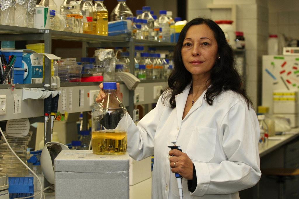 Fatima Ferreira ist Österreichs Wissenschafterin des Jahres und