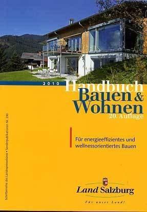 Neues Handbuch `Bauen & Wohnen` in 20. Auflage erschienen