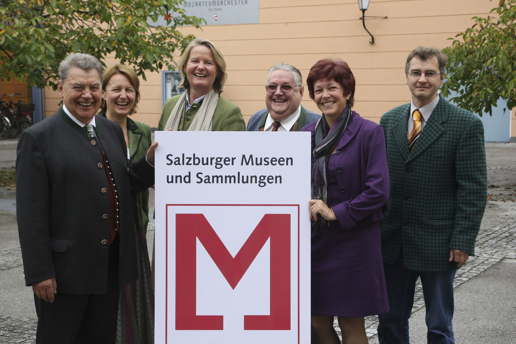 Landesverband Salzburger Museen und Sammlungen gegründet