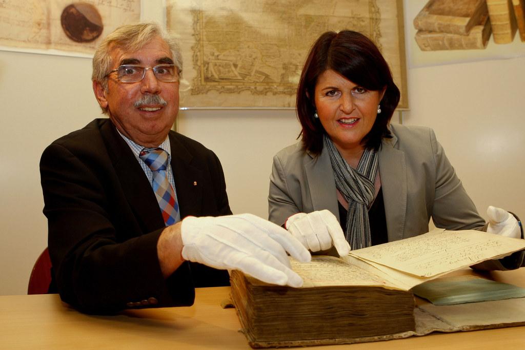 Salzburger Archivalien kehrten nachhause zurück