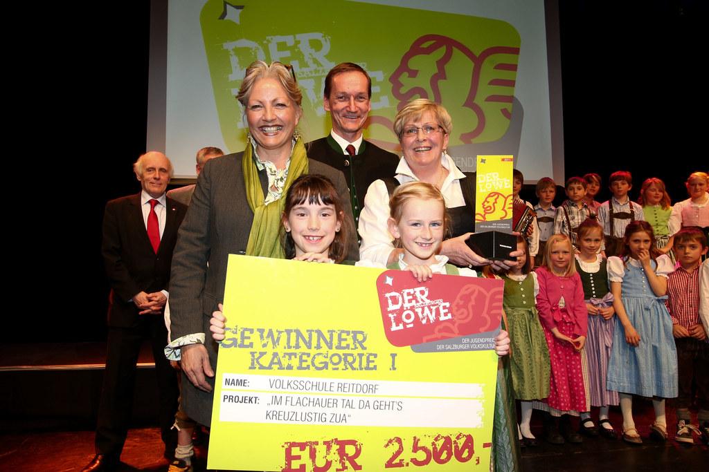 Verleihung der Salzburger Löwen 2010
