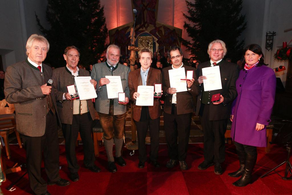 20-Jahre-Jubiläumsveranstaltung des `Salzburger Advents`
