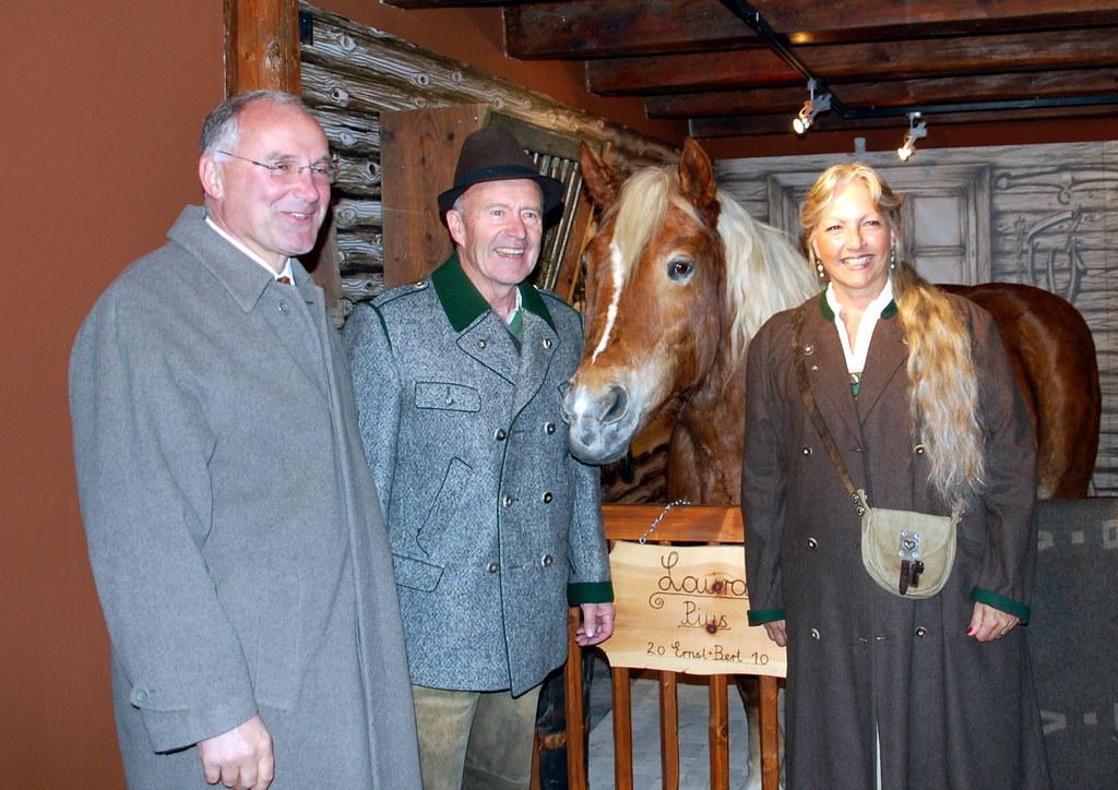 Eröffnung des Noriker-Museum  in Niedernsill
