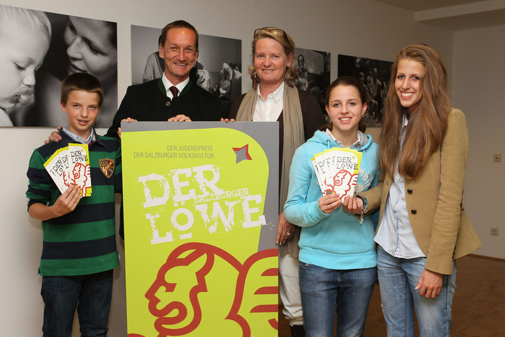 Volkskultur-Jugendpreis 'Salzburger Löwe' ausgeschrieben
