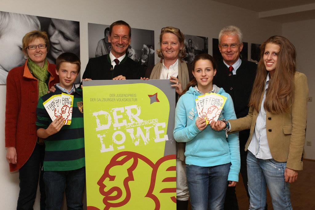 Jugendpreis der Volkskultur  'Salzburger Löwe'