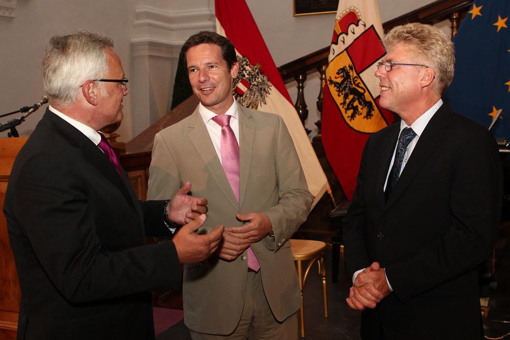 Altlasten-Kongress in der Stadt Salzburg