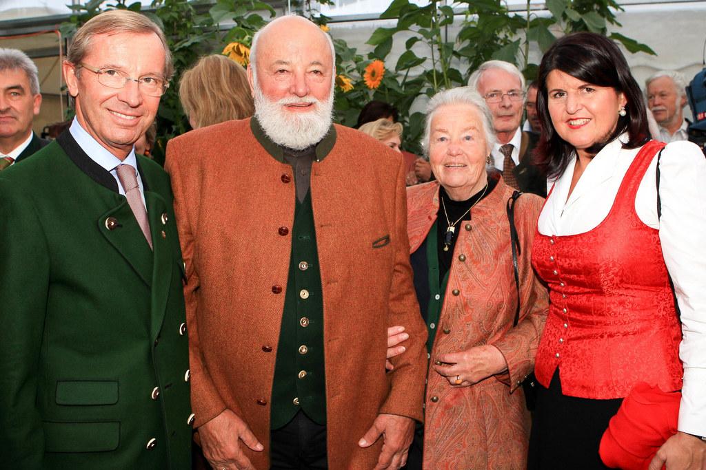 Eröffnung der Ausstellung `Sepp Forcher – Jeder Tag ist wichtig` im FIS-Landessk..