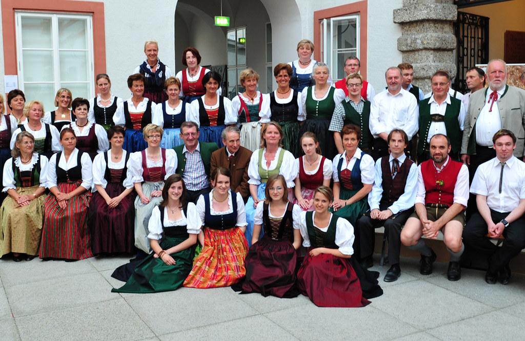 60 Jahren Salzburger Volksliedchor