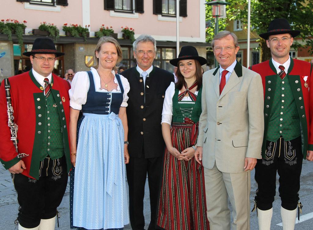 150-Jahre-Jubiläum der Trachtenmusikkapelle Neumarkt am Wallersee