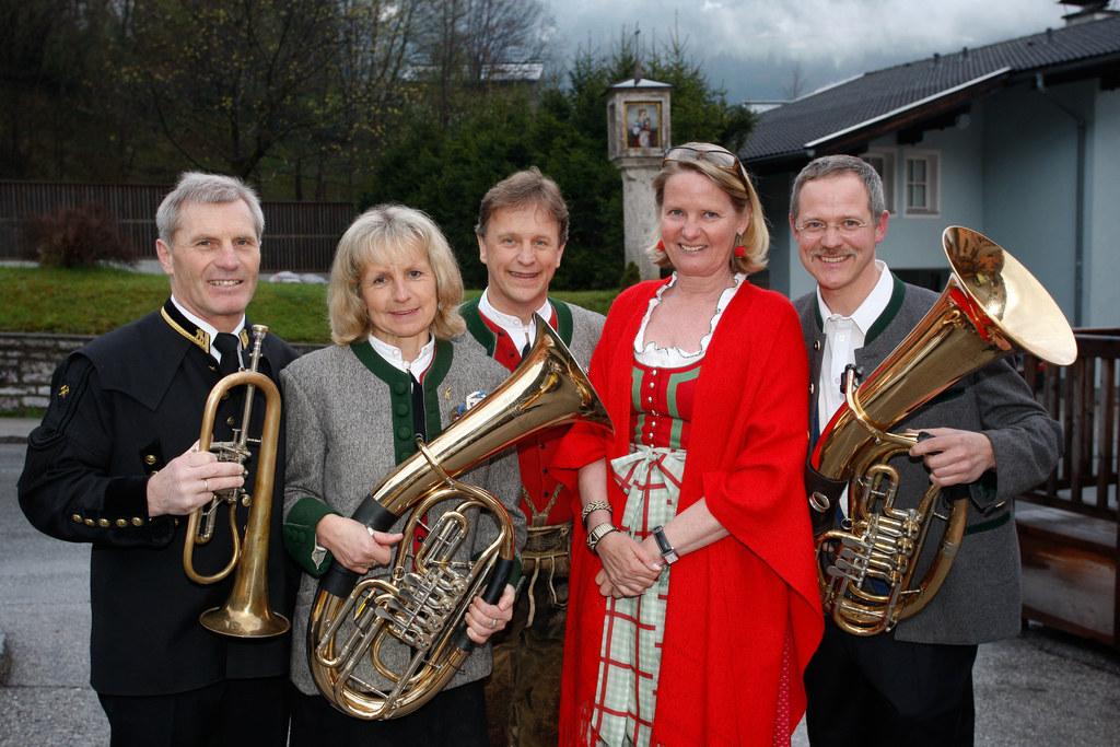 Verbandstreffen der Salzburger Blasmusik in Werfen
