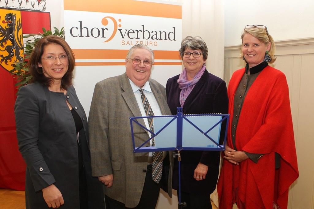 Zehn Jahre Chorverband Salzburg