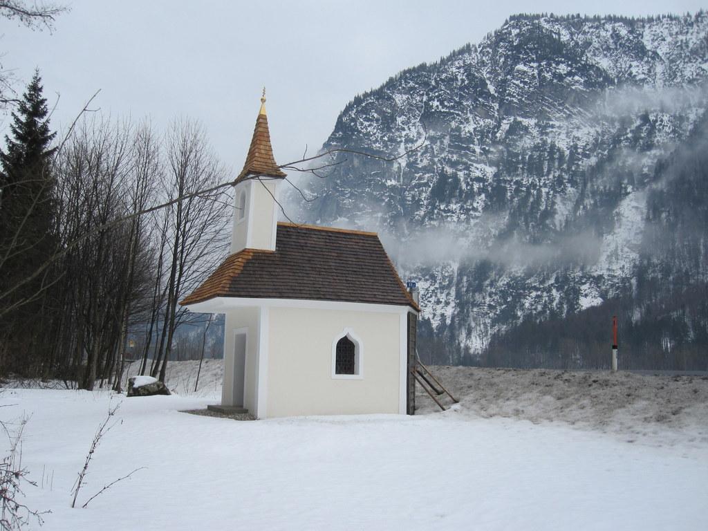 Nusserkapelle im Saalachtal nun komplett renoviert