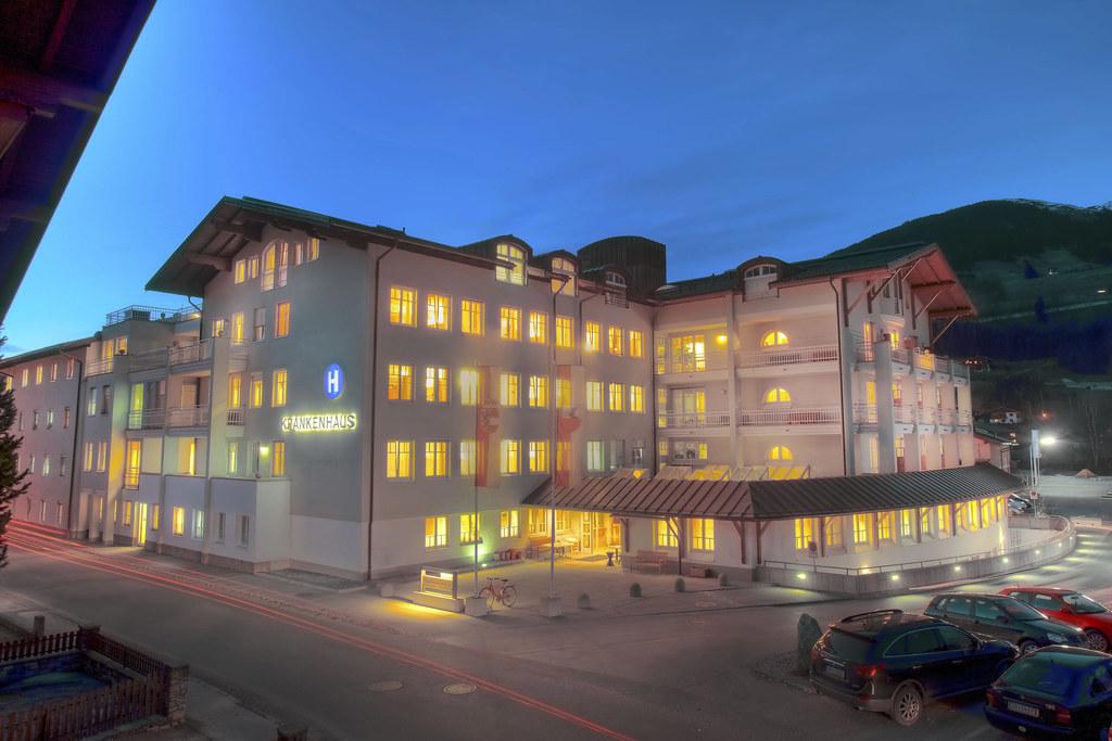 Am Tauernklink-Standort Mittersill werden bis zu 120 Betten für Covid-Patienten zur Verfügung stehen.