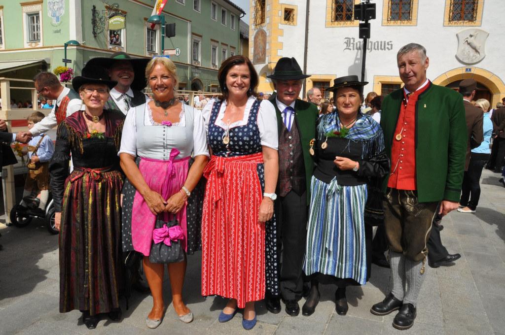 Fest der Lungauer Volkskultur in Tamsweg.