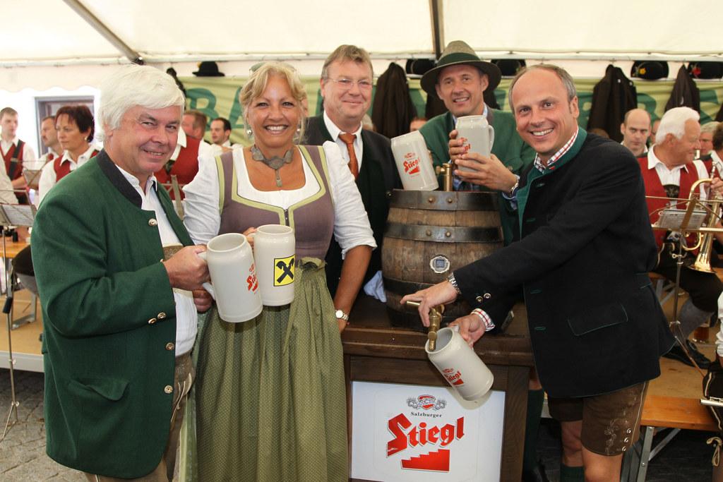 Bauernherbst Eröffnungsfest in Bad Vigaun