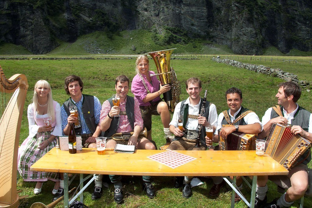 Almsommerfest am Pinzgauer Hintersee