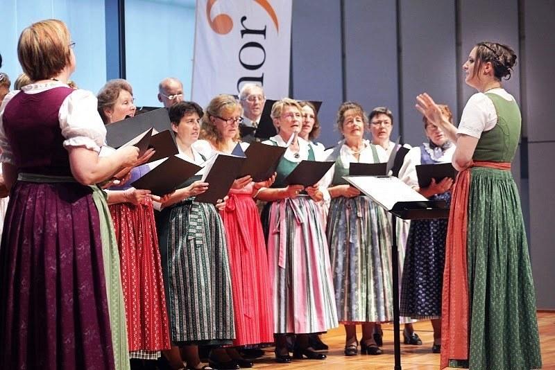 Volksliedwerk ist wichtiger Impulsgeber für Volkskultur