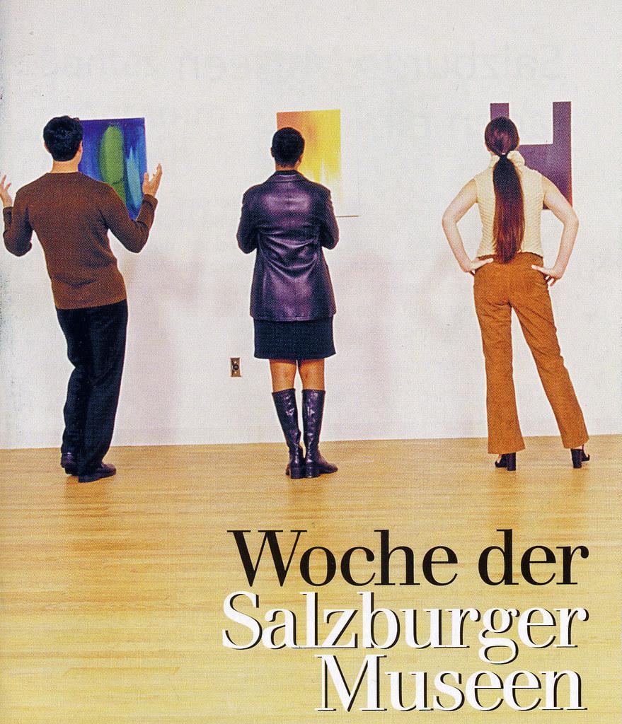 Woche der Salzburger Museen
