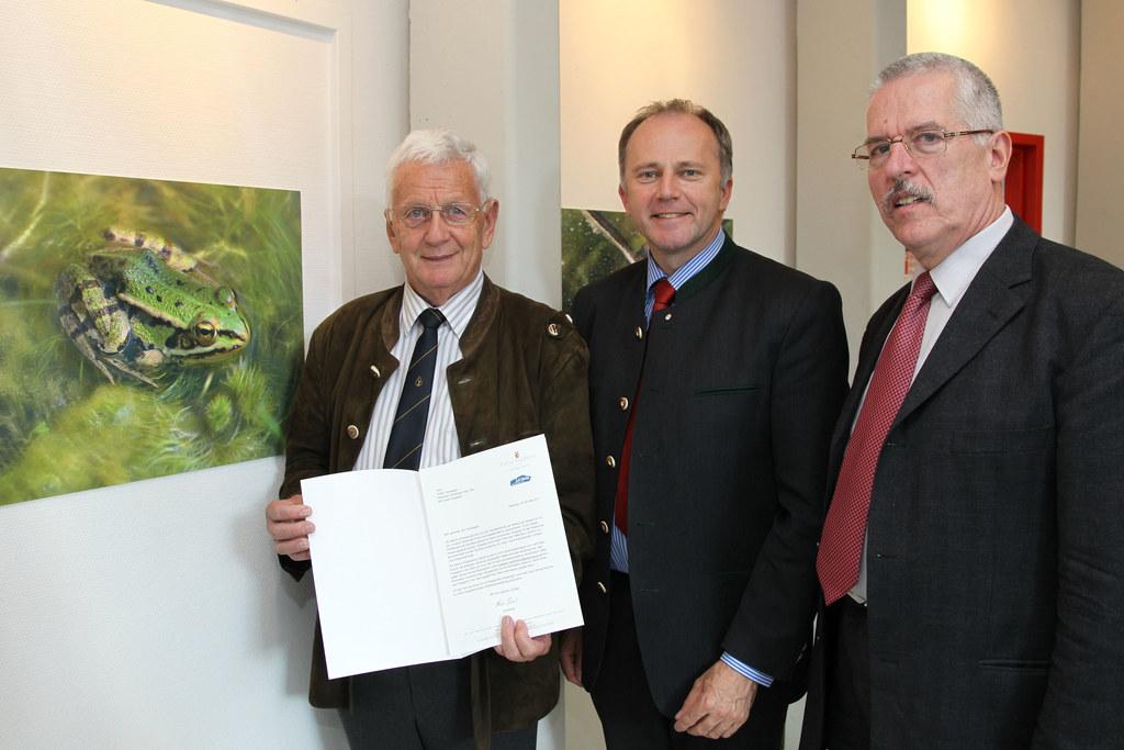 Verleihung der Neptun-Wasserpreise im ORF-Landesstudio Salzburg