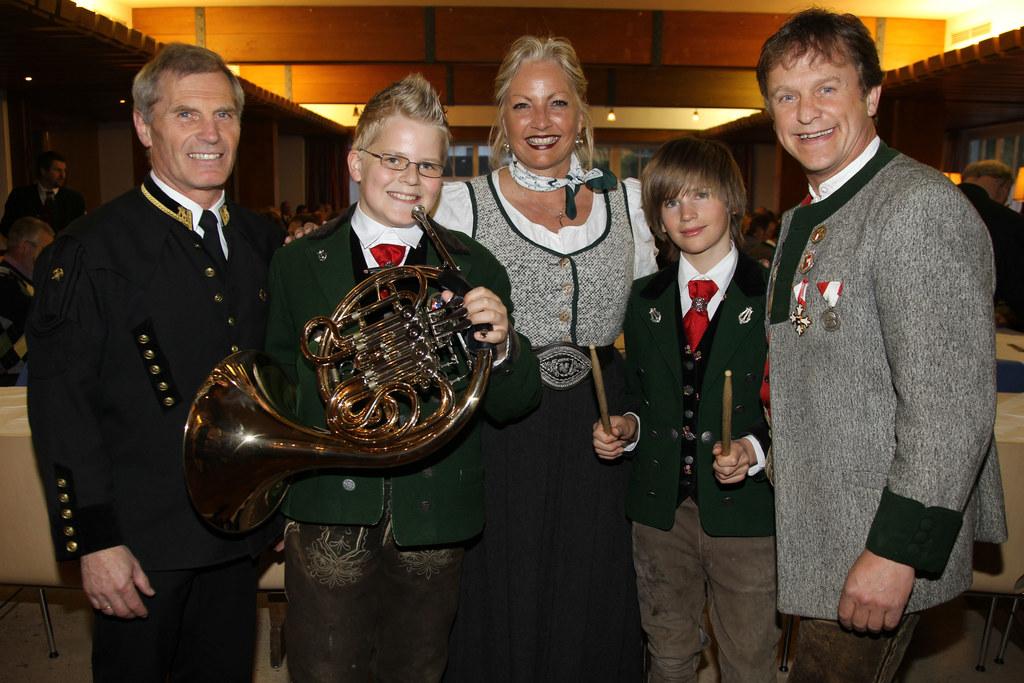 Landesjahrtag des Salzburger Blasmusikverbandes