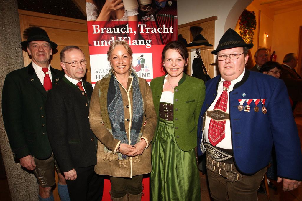 Jahrtag der Salzburger Heimatvereine in Oberalm