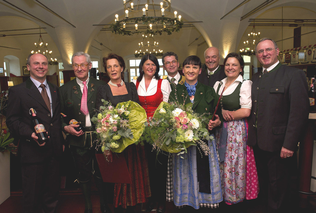 Verleihung des Tobi Reiser Preis 2011