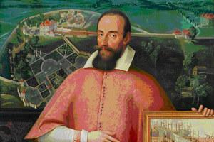 Er stammte wie viele Landesherren vor und nach ihm nicht aus Salzburg: Fürsterzb..