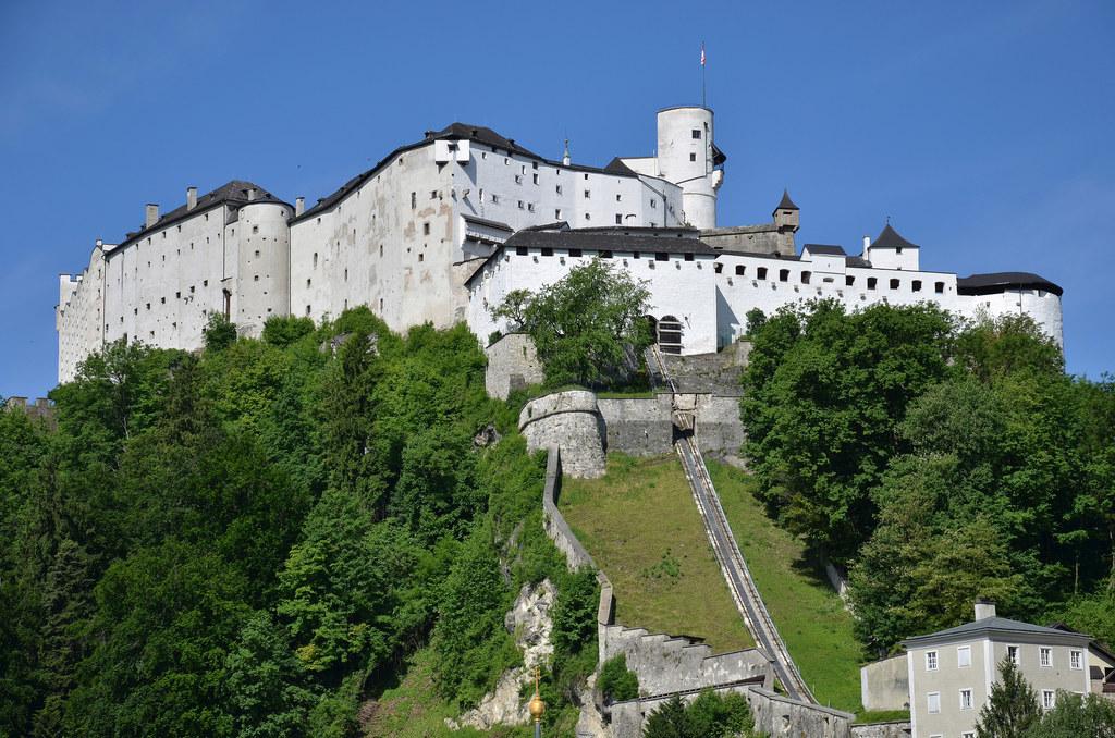 Die Festung Hohensalzburg befindet sich bald wieder im Besitz des Landes Salzbur..