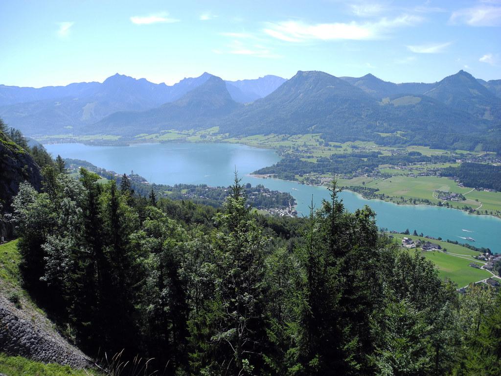 Salzburgs Seen haben hohe Wasserqualität