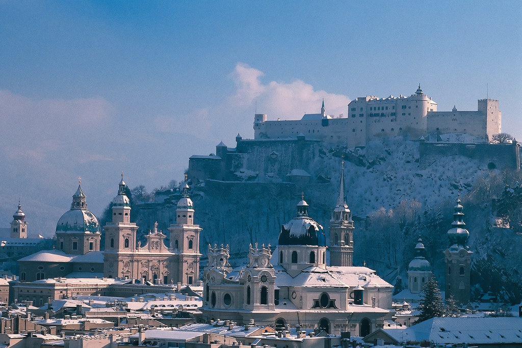 Salzburg hat das höchste Bruttoregionalprodukt Österreichs.