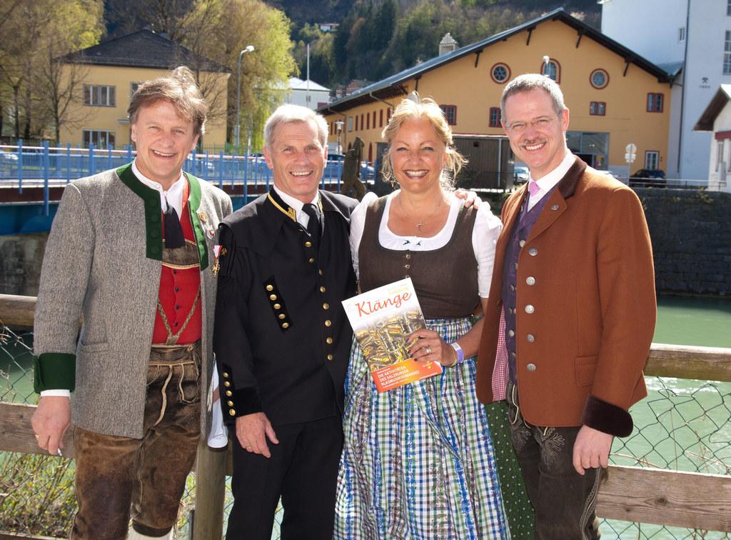 Generalversammlung des Salzburger Blasmusikverbandes in Hallein