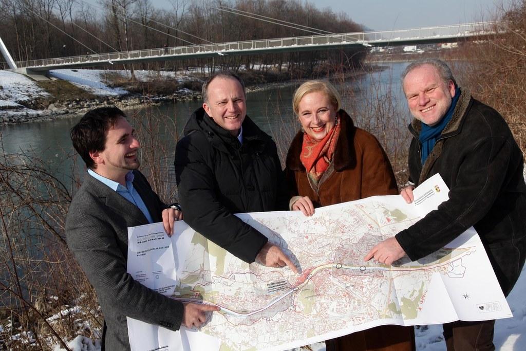 Dipl. Ing. (FH) Christian Wiesenegger, Projektleiter Flussgebietsverwaltung Flac..