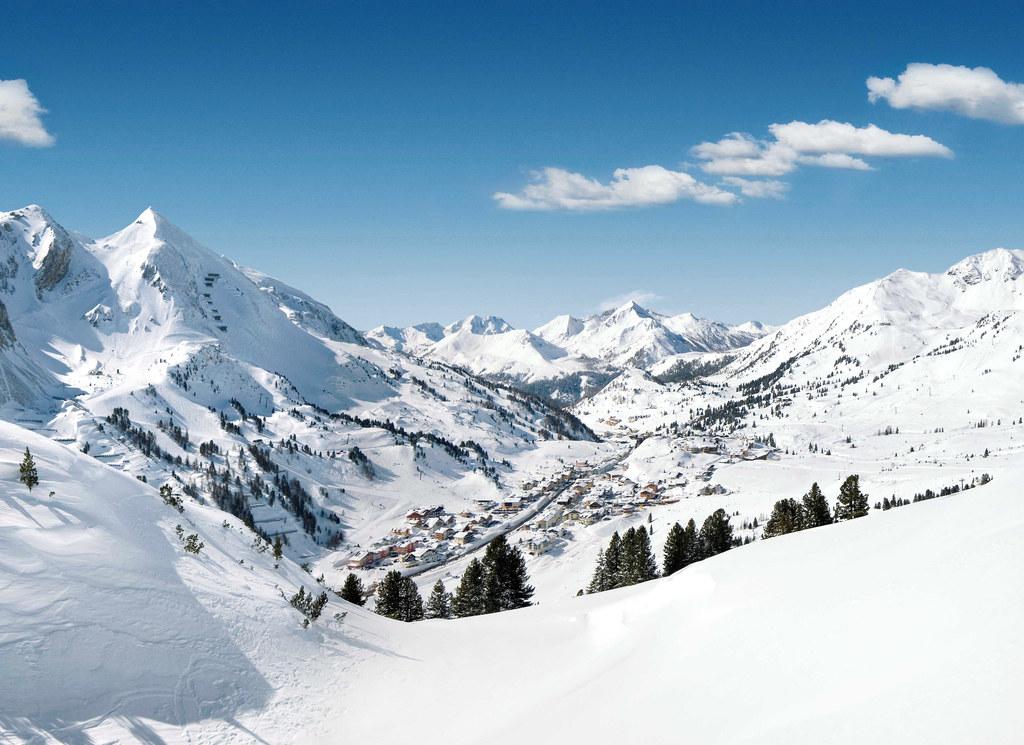 Wintersport-Dorado Obertauern liegt sowohl im Pongau als auch im Lungau