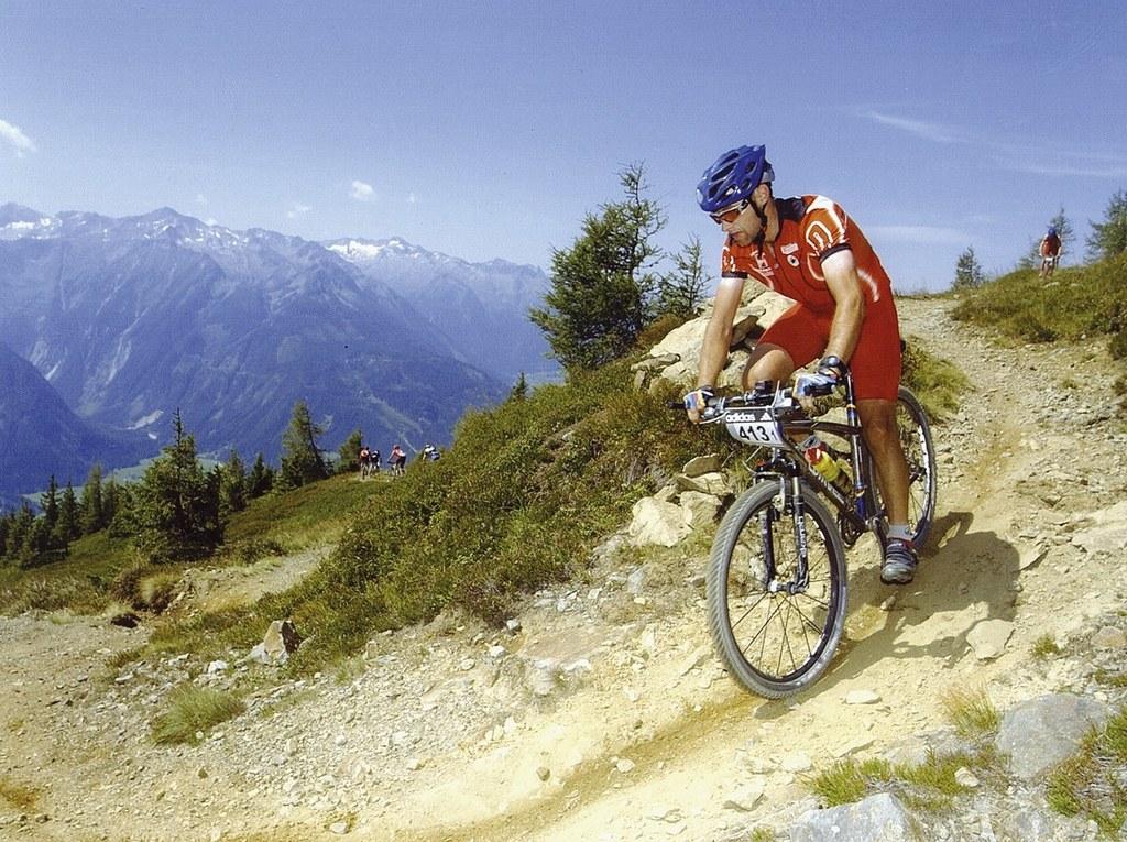 Die erste EuRegio-Genuss-Radtour von Krimml über Berchtesgaden nach Salzburg von..