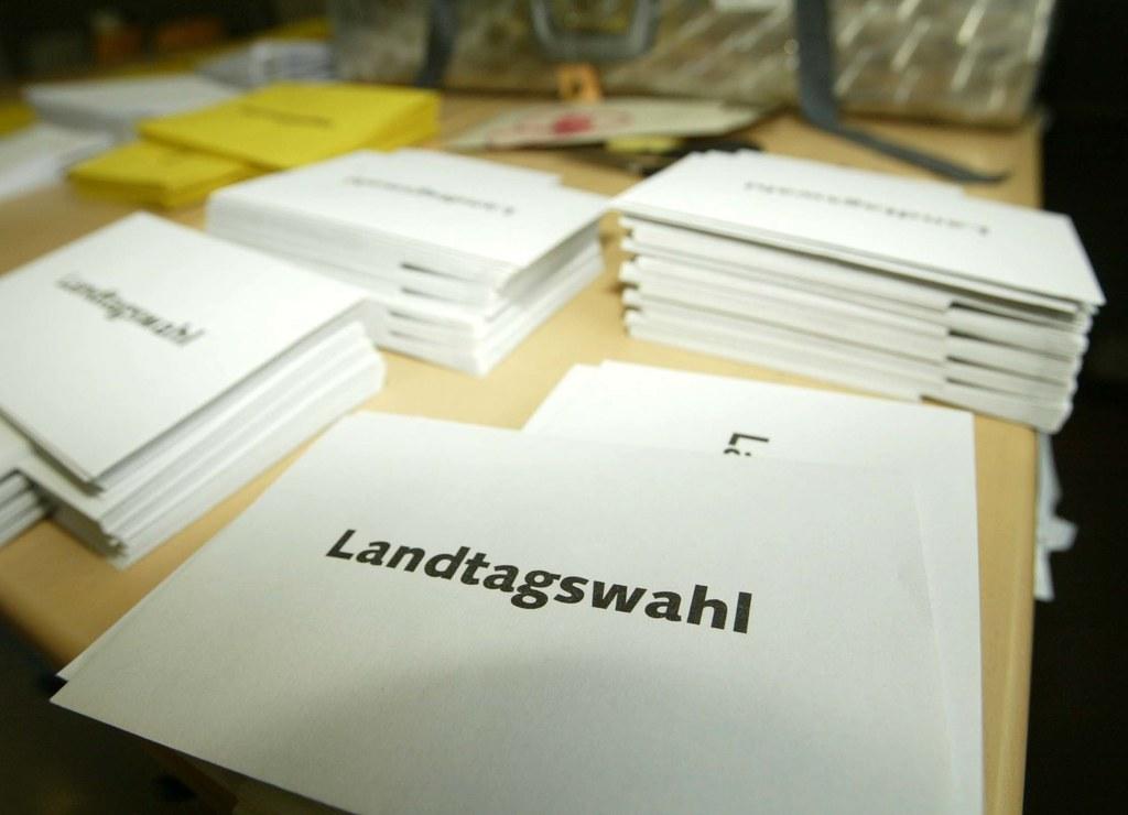 Für die Landtagswahl am kommenden Sonntag haben die Gemeinden des Landes insgesa..
