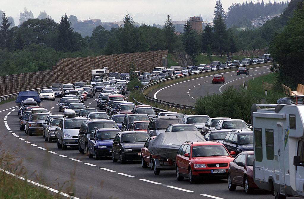 Zusätzliche Rückstauflächen auf der A10 sollen die Ortsdurchfahrten im Pongau en..