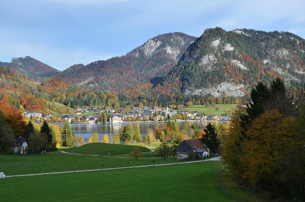 In Fuschl kommen fast zwei Drittel der Einnahmen über die Kommunalsteuer in die ..