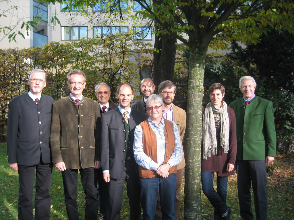 RefLtr. Prof. Dipl.Ing. Hermann Hinterstoisser, NBA Mag. Günter Nowotny, AbtLtr...