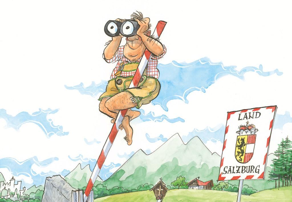 Salzburger Grenzfälle
