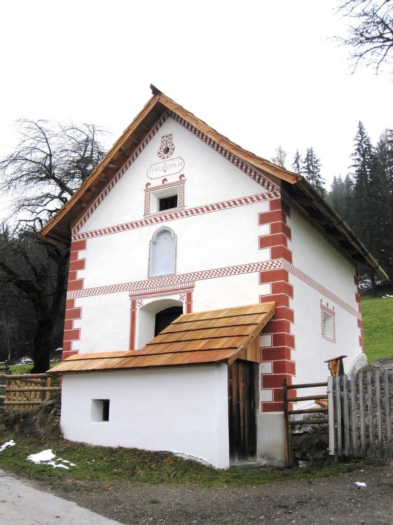 Getreidekasten der Familie Holzer (