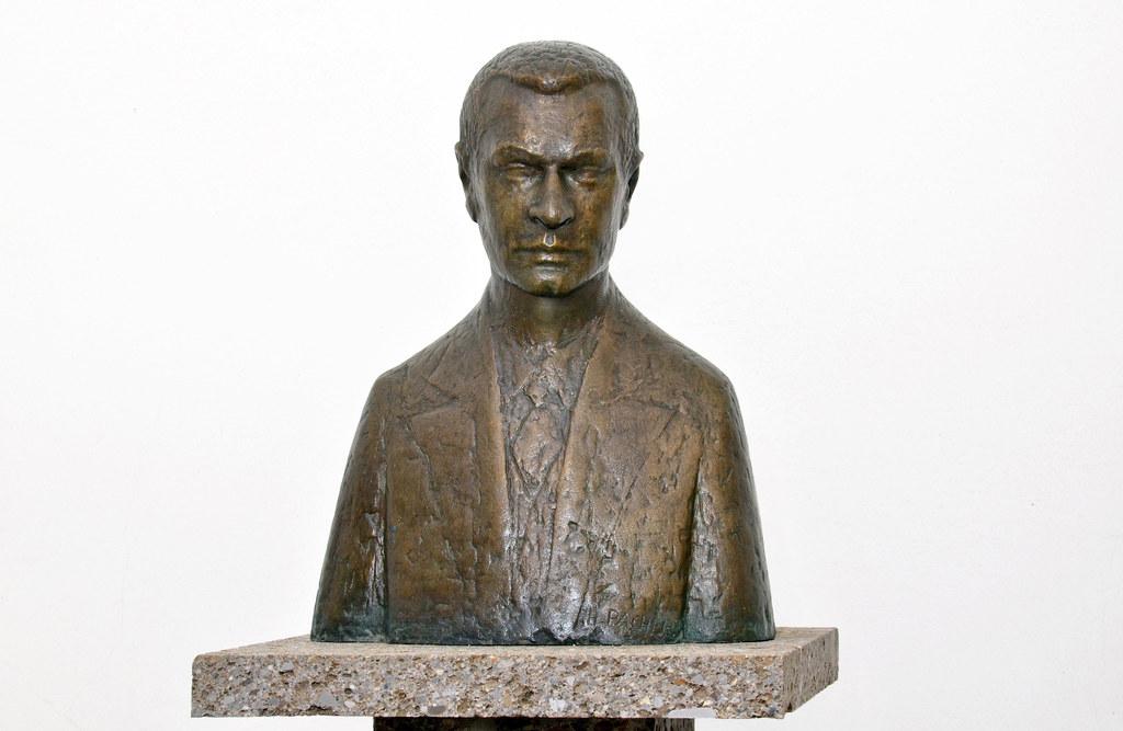 Einer der berühmtesten Salzburger Lyriker: Georg Trakl.